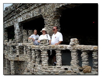Gillette Castle Balcony