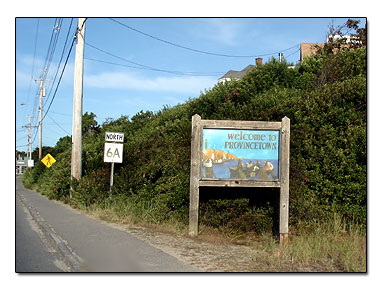 Welcome to Provincetown MA